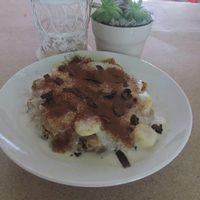 Banoffie pie glutén, tej és tojásmentesen