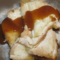 Desszert szendvicssütőben