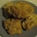Rántott csirkemell sütőben