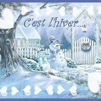 Itt a tél, közeledik Karácsony…