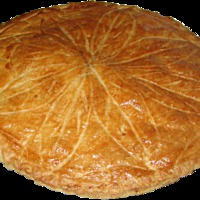 Galette des rois, avagy a királyok pitéje