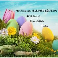 Kellemes Húsvéti Ünnepeket 2018-ban is!