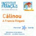 A következő Câlinou június 17-én, szerdán lesz !