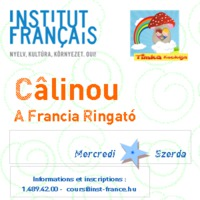 A következő Câlinou június 10-én, szerdán lesz !
