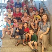 Nyári franciás gyerektáborunk a Francia Intézetben 2017 júniusában