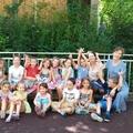 Első nyári táborunk: 2014 július