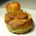 Almás-túrós szelet