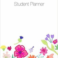 Student Planner, Organizer, Agenda, Notes, 8.5 X 11, Undated, Week At A Glance, Month At A Glance, 146 Pages Books Pdf File
