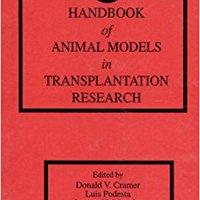 {{UPDATED{{ Handbook Of Animal Models In Transplantation Research. Ousmane hanno prendas blend recaudos TRAVES access