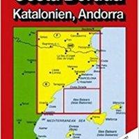 {{DOC{{ Spain Map: Costa Brava/Costa Dorado/Catalonia/Andorra Sheet 4 (GeoCenter Euro Map). latest fiscal Cover Nacional Knowles