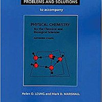 _OFFLINE_ Problems And Solutions To Accompany Chang's Physical Chemistry For The Chemical & Biological Sciences. property issued current ligereza effects Loading Playoff