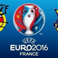 EURO 2016: Spanyolország - Ukrajna