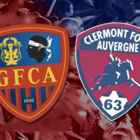 Ligue 2.: GFC Ajaccio - Clermont
