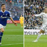 Bajnokok Ligája: Schalke 04 - Real Madrid