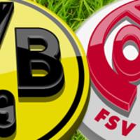 Bundesliga: Borussia Dortmund - Mainz