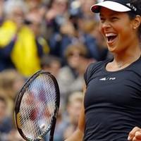WTA Roland Garros: Ana Ivanovic - Elina Svitolina