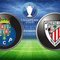 Bajnokok Ligája: Porto - Athletic Bilbao