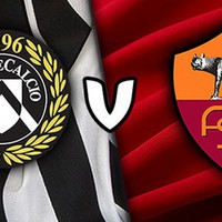 Serie A: Udinese - AS Roma