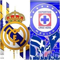 FIFA klub-vb: Cruz Azul - Real Madrid
