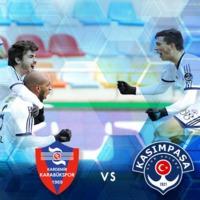 Süper Lig: Karabükspor - Kasimpasa