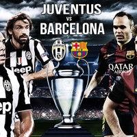 Szavazóna: Juventus - Barcelona Bajnokok Ligája DÖNTŐ!