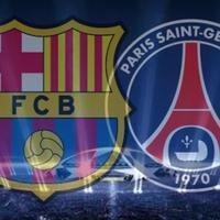 BL: Barcelona - PSG