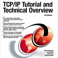 TCP/IP Tutorial And Technical Overview (7th Edition) Downloads Torrent