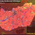 Tiszakécskén dőlnek meg a melegrekordok