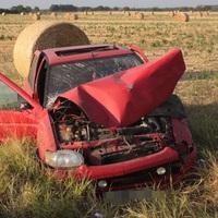 Halálos baleset a Szentkirályi úton (frissítve)