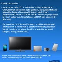 Nyerj a Samsunggal !