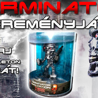 Terminator nyereményjáték 1. forduló