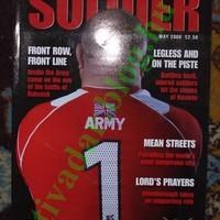 Soldier (katonás) magazin