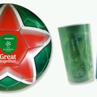 Heineken UEFA Bajnokok Ligája Kvíz nyeremények
