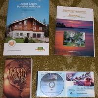 Ingyen Biblia, Alaska Marine DVD, Punahonka-faházak