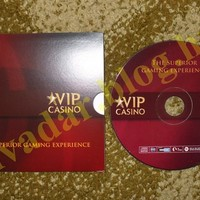 Vip Casino CD, Önbarnító minta