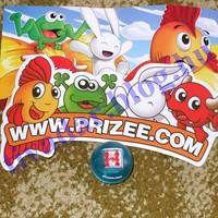 Prizee - Elektronikus dobókocka