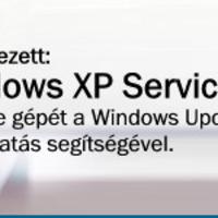 Ingyen Windows XP SP2 CD