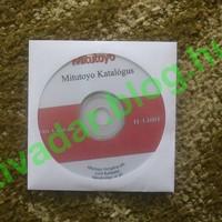 Ingyen Mitutoyo CD