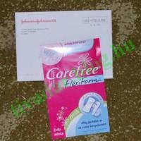 Carefree termékminta