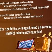 Snickers játék