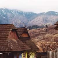 12 kép a 640 éves Vlkolinec községről
