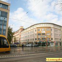 Csőtörés a Fehérvári úton