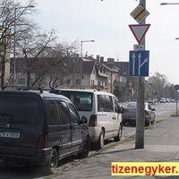 Sunyi forgalomváltozás az Andor utcánál