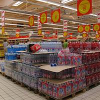 Kicsinyes trükközés az Auchanban
