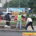 Eltűnt a Fehérvári út szégyene