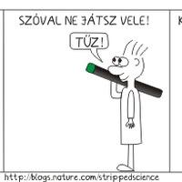 Stripped Science -Poszterrorizmus
