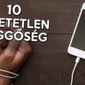 10 függőség, amiről el se fogod hinni, hogy igaz