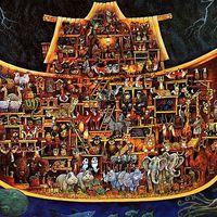 Noé kapitány magánéleti válsága