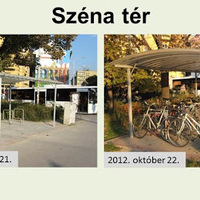 Biciklis forradalom a Széna téren