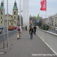Az Erzsébet hídi rém - Bepillantás a gyalog- és kerékpárutak boszorkánykonyhájába
